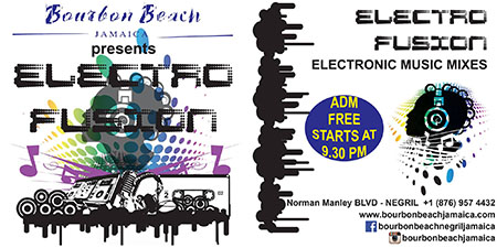 Electro Fusion @ New Bourbon Beach Every Wednesday Night