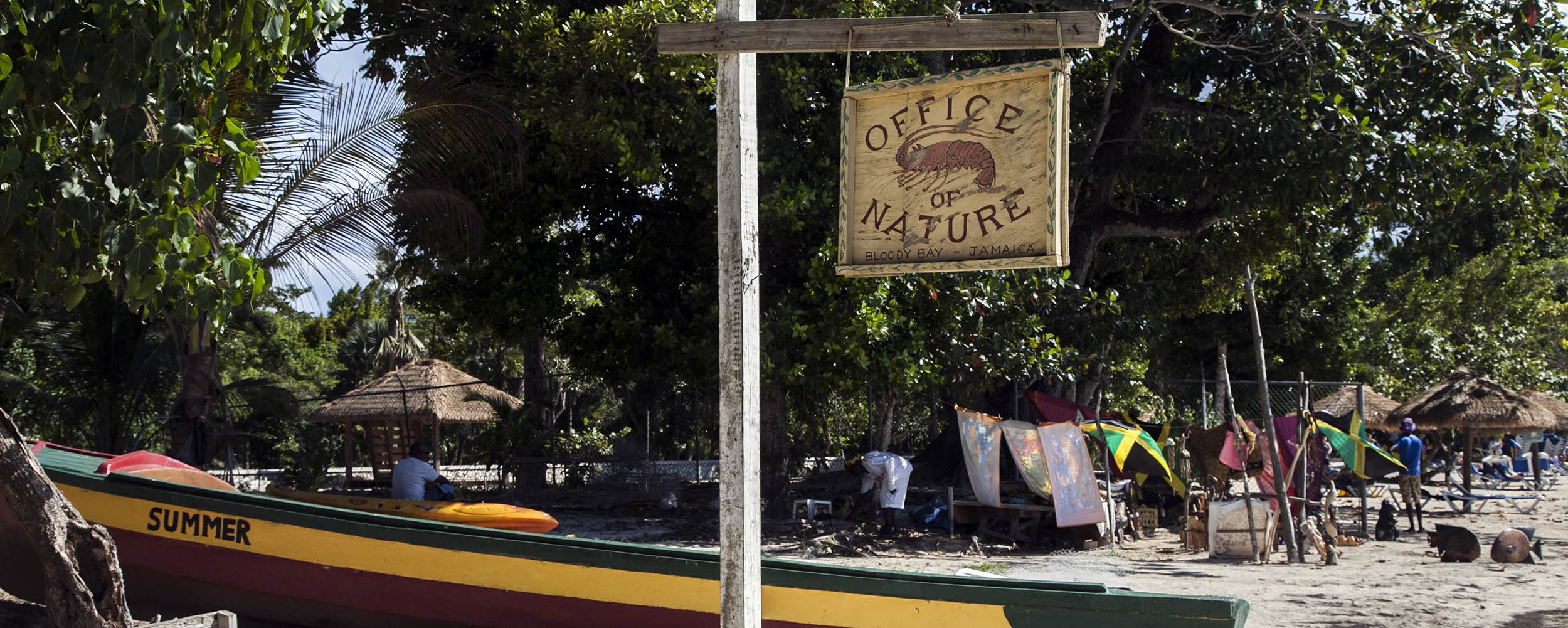 Office of Nature @ Negril Beach, Negril Jamaica