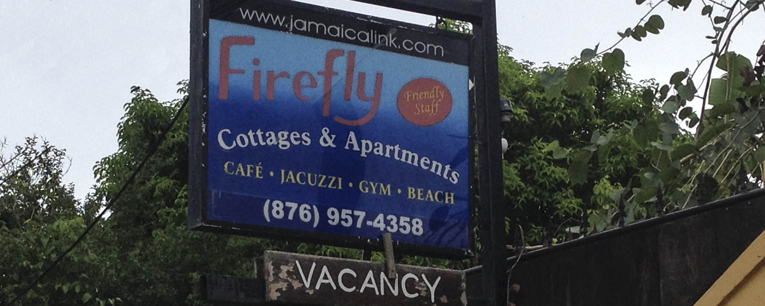 Firefly Cottages - Negril Jamaica